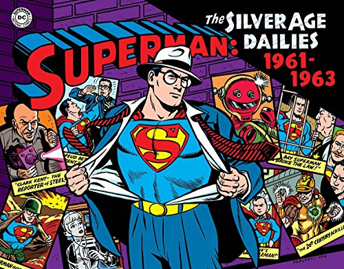 9781613779231: Superman: The Silver Age Newspaper Dailies Volume 2: 1961-1963