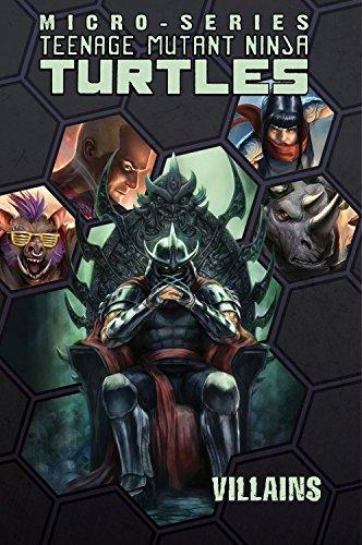 9781613779255: Teenage Mutant Ninja Turtles: Villains Micro-Series Volume 2