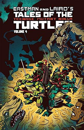 Tales Of The Teenage Mutant Ninja Turtles Volume 4: Allan, Chris