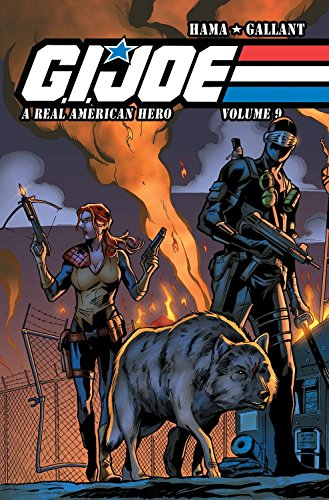 G.I. Joe: A Real American Hero Volume 9 (Paperback)