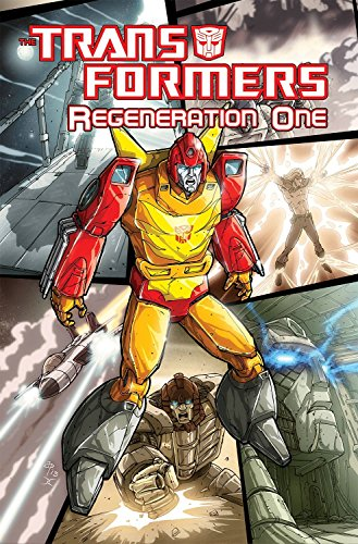 Transformers: Regeneration One Volume 4: Furman, Simon