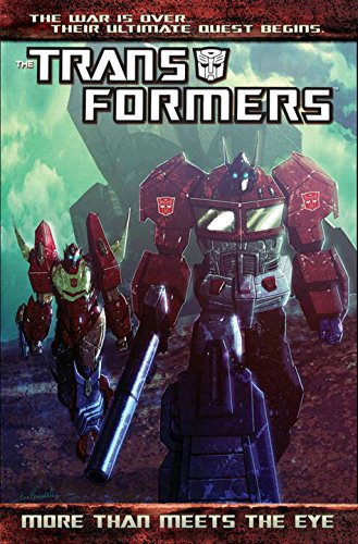 9781613779651: Transformers: More Than Meets The Eye Volume 1