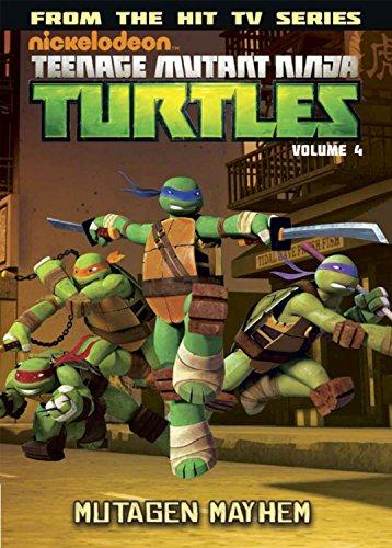 Teenage Mutant Ninja Turtles Animated Volume 4: Various