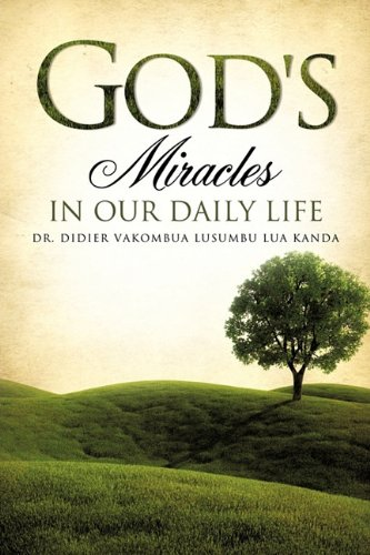 9781613793176: GOD'S MIRACLES IN OUR DAILY LIFE