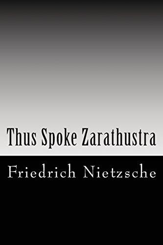 9781613823064: Thus Spoke Zarathustra