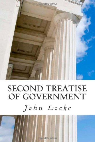 Second Treatise of Government (1613823754) by John Locke