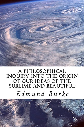 9781613824955: A Philosophical Inquiry into the Origin of our Ideas of the Sublime and Beautiful