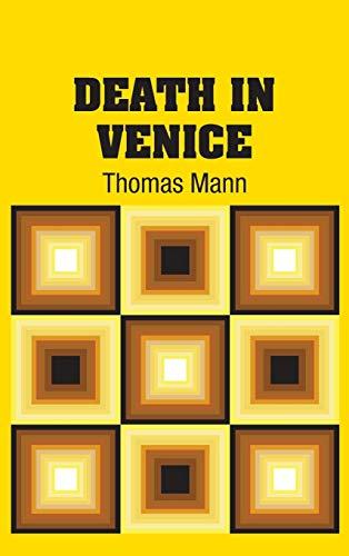 9781613825082: Death In Venice