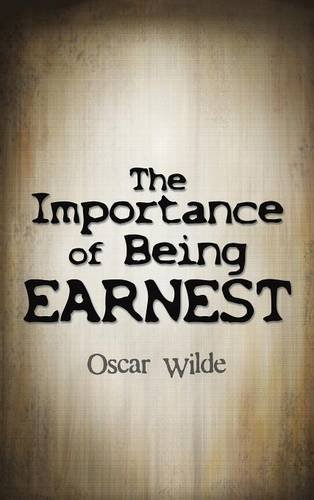 9781613828373: The Importance of Being Earnest