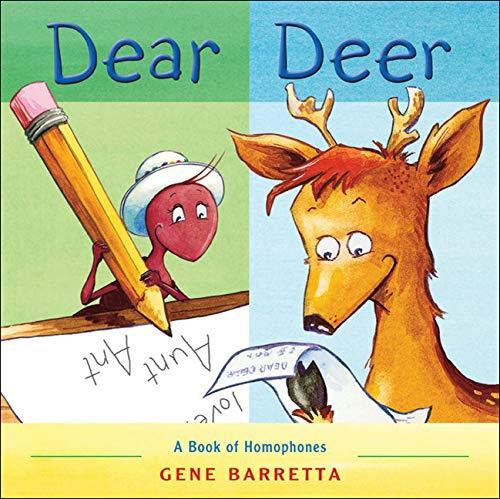 9781613830062: Dear Deer: A Book of Homophones