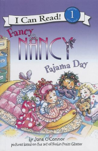 9781613831007: Fancy Nancy: Pajama Day (I Can Read. Level 1)