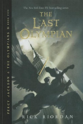 9781613831113: The Last Olympian (Percy Jackson and the Olympians, Book 5)