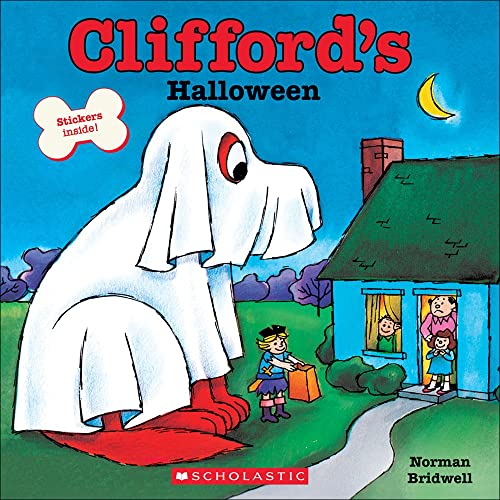 9781613831724: Clifford's Halloween (Clifford the Big Red Dog)