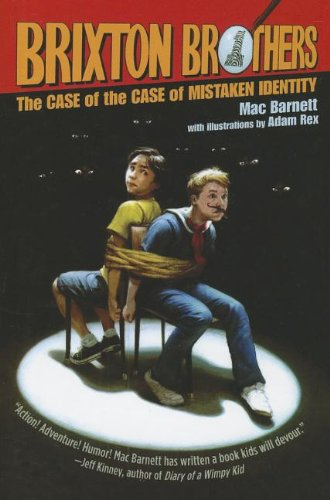 9781613832318: Case of the Case of Mistaken Identity (Brixton Brothers (Quality))