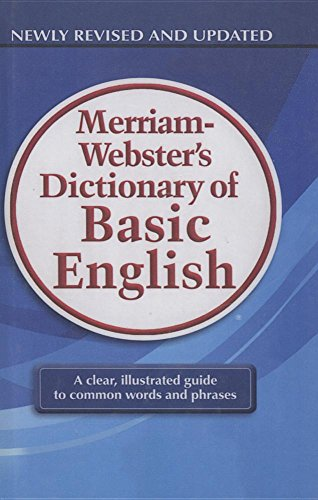 9781613832547: Merriam-Webster's Dictionary of Basic English
