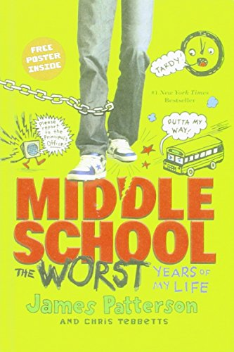 9781613833315: Middle School: The Worst Years of My Life