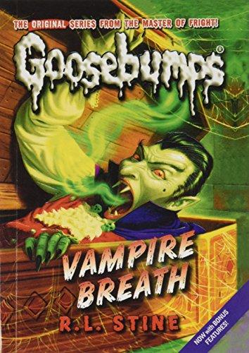 9781613834503: Vampire Breath (Goosebumps Classics (Reissues/Quality))