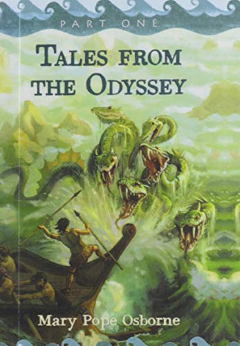 9781613836255: Tales from the Odyssey Part I (Tales from the Odyssey (Paperback))