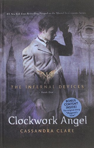 9781613836576: Clockwork Angel (Infernal Devices)