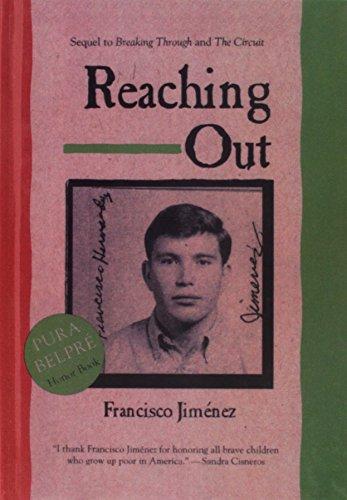 Reaching Out: Jimenez, Francisco