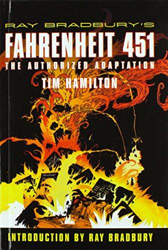 9781613838341: Ray Bradbury's Fahrenheit 451: The Authorized Adaptation