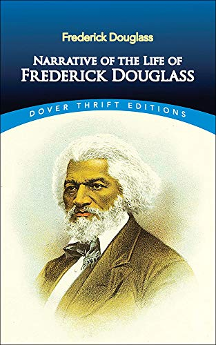 9781613839690: Narrative of the Life of Frederick Douglass (Dover Thrift Editions)