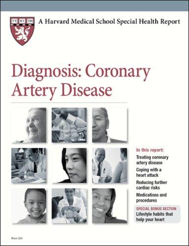 9781614010562: Harvard Medical School Diagnosis: Coronary Artery Disease (Harvard Medical School Special Health Reports)