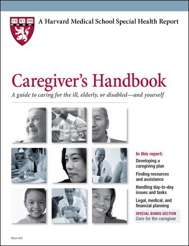 9781614011033: Harvard Medical School Caregiver's Handbook