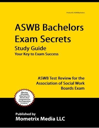 9781614029939: ASWB Bachelors Exam Secrets Study Guide: ASWB Test Review for the Association of Social Work Boards Exam