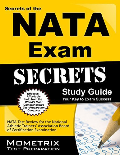 9781614032304: Secrets of the NATA-BOC Exam Study Guide: NATA-BOC Test Review for the Board of Certification Candidate Examination