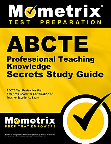 9781614034797: ABCTE Professional Teaching Knowledge Exam Secrets Study Guide: ABCTE Test Review for the American Board for Certification of Teacher Excellence Exam