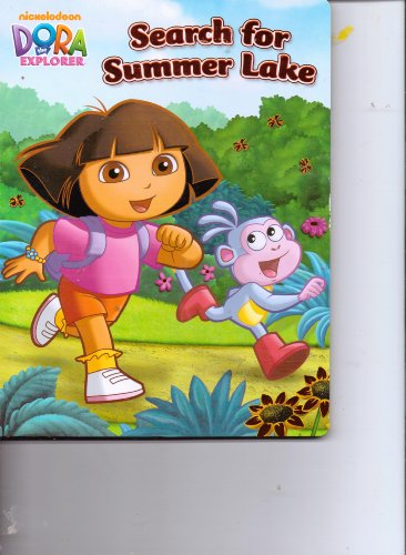 Dora the Explorer Search for Summer Lake: n/a