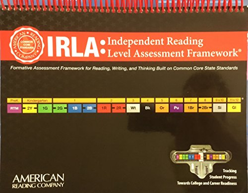 9781614060116: IRLA: Independent Reading Level Assessment Framework