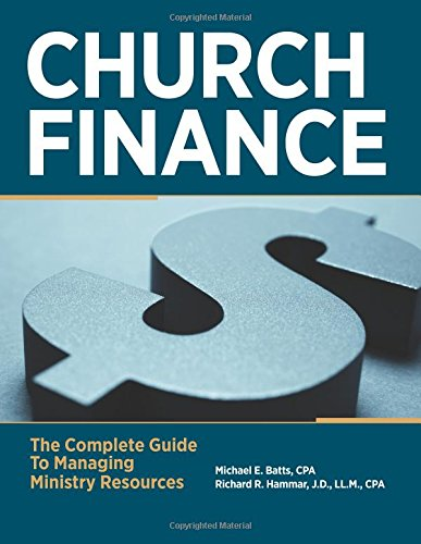 9781614079149: Church Finance: The Complete Guide to Managing Ministry Resources