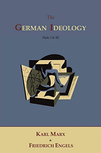 9781614270485: The German Ideology