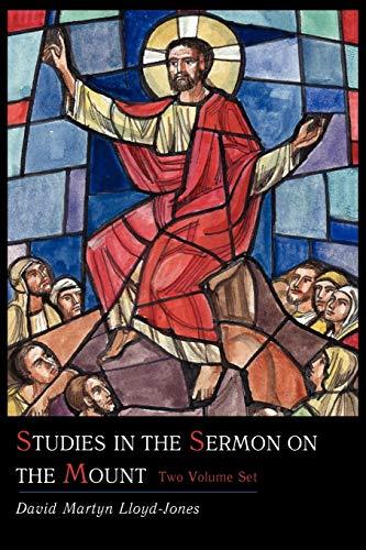 9781614271161: Studies in the Sermon on the Mount [Two Volume Set]