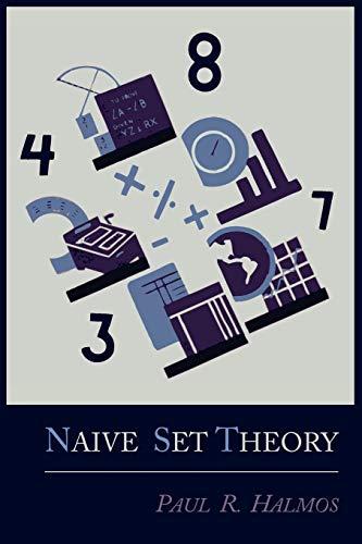 9781614271314: Naive Set Theory