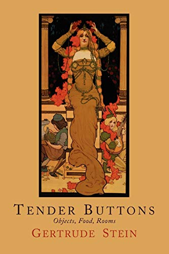 9781614271772: Tender Buttons: Objects, Food, Rooms