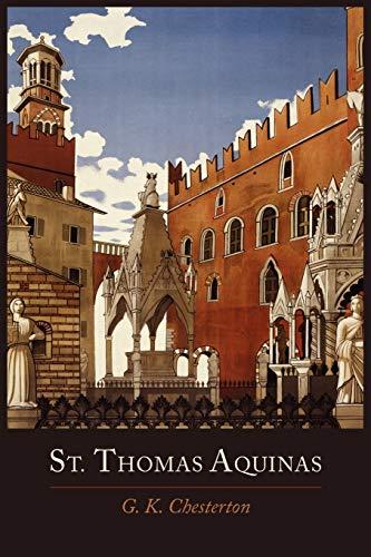 9781614272038: St. Thomas Aquinas