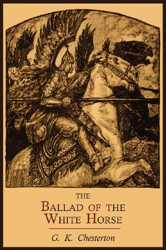 9781614272199: The Ballad of the White Horse