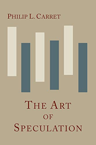 9781614272380: The Art of Speculation