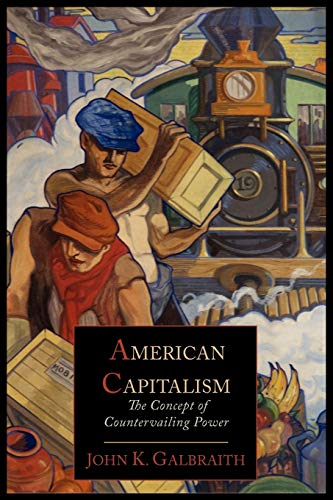 9781614273257: American Capitalism; The Concept of Countervailing Power