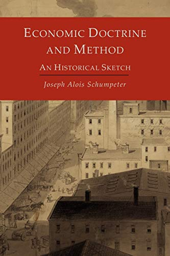 9781614273370: Economic Doctrine and Method: An Historical Sketch