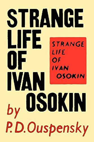 9781614273820: Strange Life of Ivan Osokin