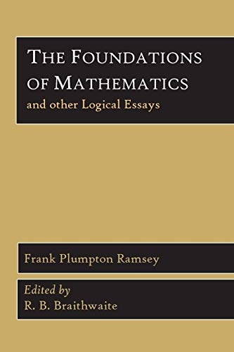 9781614274018: The Foundations of Mathematics and Other Logical Essays