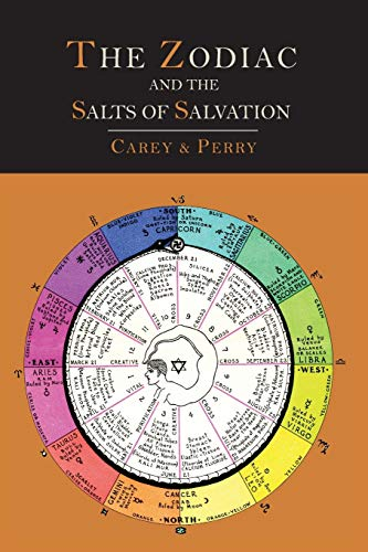 9781614274230: The Zodiac and the Salts of Salvation: Two Parts