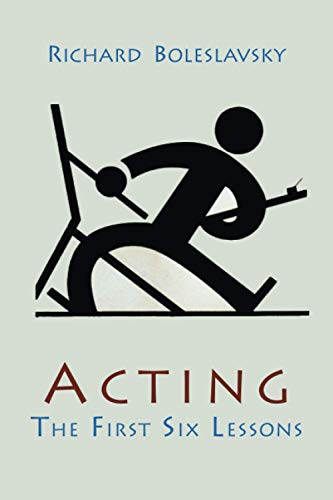 9781614274339: Acting; The First Six Lessons
