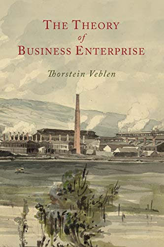 9781614274582: The Theory of Business Enterprise