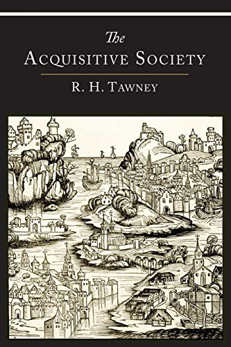 9781614274919: The Acquisitive Society