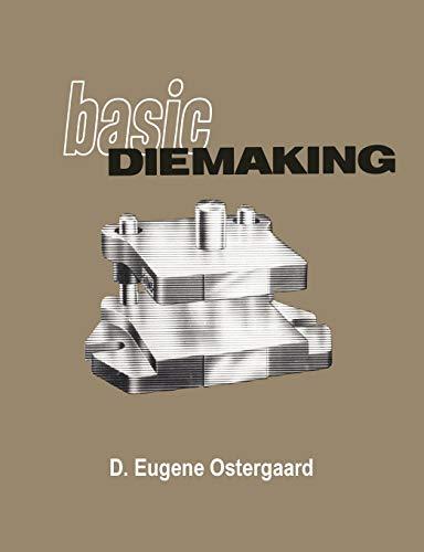 Basic Diemaking: McGraw-Hill; Ostergaard, Eugene